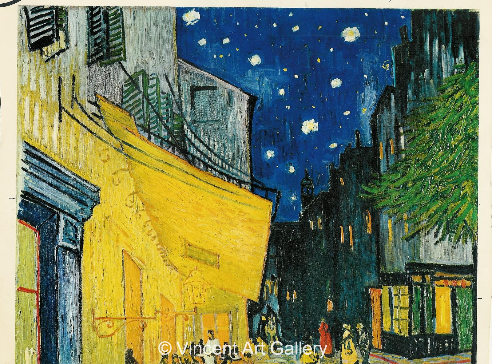 By Vincent Van Gogh Oil Painting Reproduction